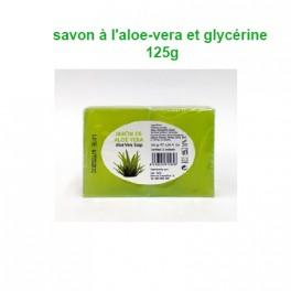 Aloe Vera Soap with Glycerin 125 gr.