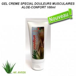 ALOE-CONFORT Muscular cream-gel for immediate relief 100ml