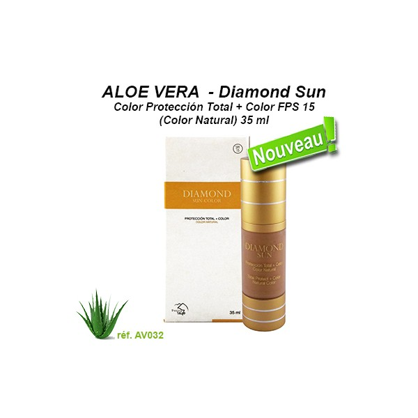 Diamond Sun-Color sublimeur de teint (natural-color)
