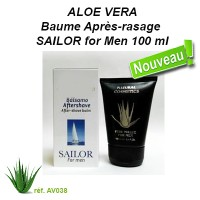 baume Après-rasage SAILOR for Men 100 ml